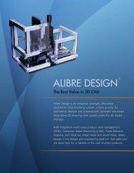 ALIBRE DESIGN - CAD CAM Australia