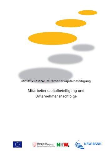 Mitarbeiterkapitalbeteiligung und ... - CSR Mittelstand