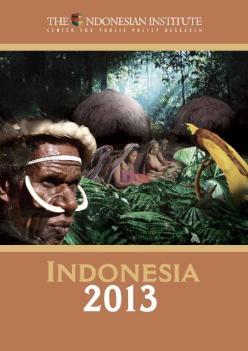 Indonesia Report 2013