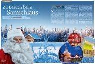 Zu Besuch beim Samichlaus - Reisen Travel - Tele