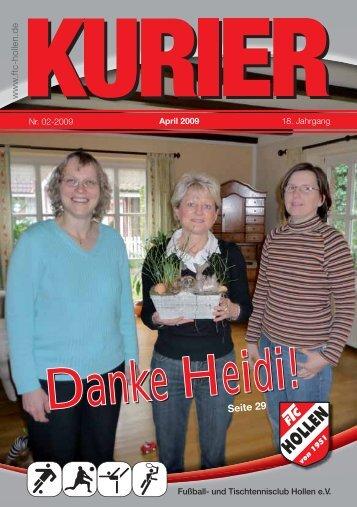 EDEKA aktiv-Markt· Inh.: Hartmuth  Ammermann - FTC Hollen eV ...