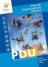 PDU - Partie 1 / Diagnostic et enjeux - Montpellier Agglomération
