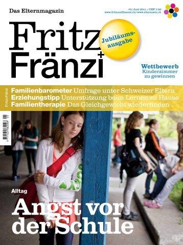 F+F_Artikel Schulangst - Text Pistols