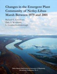Changes in the Emergent Plant Community of Netley-Libau Marsh ...