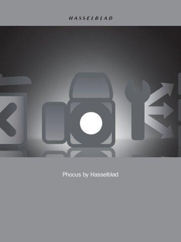 Phocus by Hasselblad - Hasselblad Customer Care