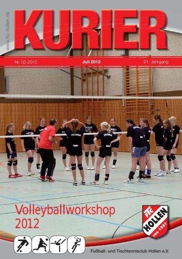 """NEU: """"Zumba®""""-Kurse ab September - FTC Hollen eV Sportverein ..."""