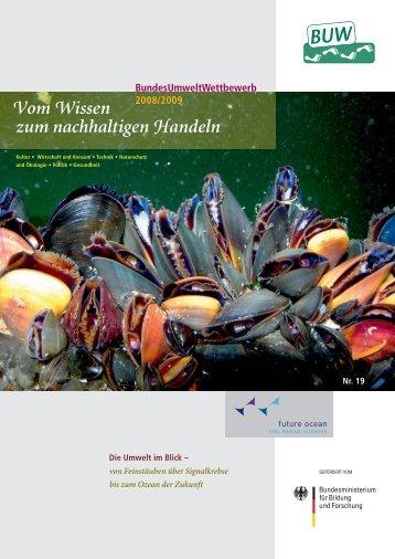 BundesUmweltWettbewerb - IPN - Christian-Albrechts-Universität zu ...