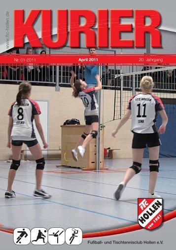 vom 11.-14.8.2011 -  FTC Hollen eV Sportverein seit 1951