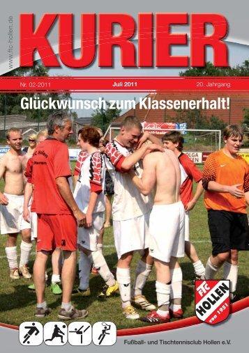 Wir verwirklichen Wohn(t)räume! - FTC Hollen eV Sportverein seit ...