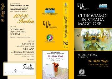 Sicilia Sicilia - Museo internazionale e Biblioteca della musica di ...