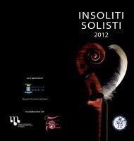 insoliti solisti - Museo internazionale e Biblioteca della musica di ...