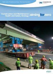 aimingfor zero - Highways Agency