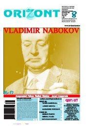Avanpremier` Polirom: Vladimir Nabokov ... - revistaorizont.ro