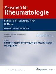 Zeitschrift für - Stiftung kreuznacher diakonie