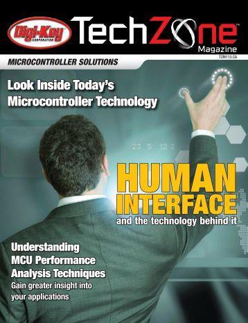 Microcontroller Solutions TechZone Magazine, July 2011 - Digikey