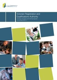 Victorian Registration and Qualifications Authority (PDF - 2.1Mb)