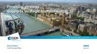 Aegon: Financial strategy supports strategic transformation