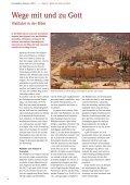 Pilgern - Franziskaner - Seite 6