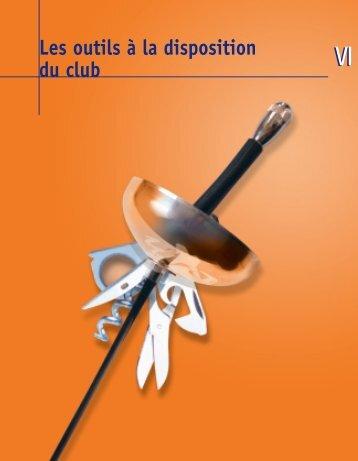 1.Statuts «type» du club d'escrime