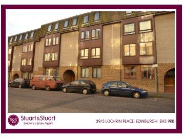 39/5 LOCHRIN PLACE, EDINBURGH EH3 9RB - Stuart & Stuart
