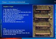 l Persönliche Arbeitstechnik - Rz.fh-augsburg.de