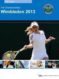 Klik her for se vores rejser til Wimbledon - Nordic Sports Group