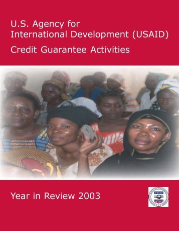 USAID Year in Review - The Global Clearinghouse