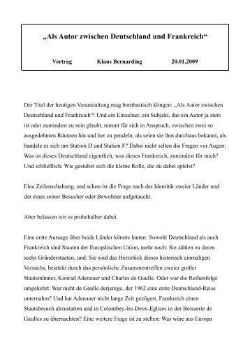 Klaus Bernarding
