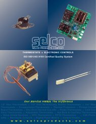 Project1:Layout 1.qxd - Selco Products Company
