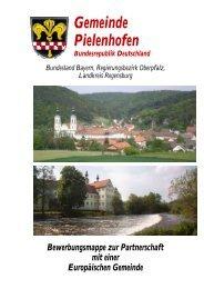 Broschüre in Deutsch - Pielenhofen