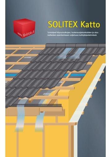 SOLITEX Katto - Tiivistalo