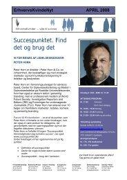 ErhvervsKvindeNyt Esbjerg april 2008.pdf - Foreningen af ...