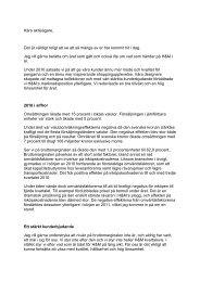 VD Karl-Johan Perssons anförande från årsstämman ... - About H&M