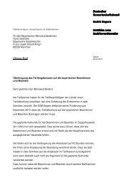 Offener Brief Jena an Seehofer_Übertragung Tarifergebnis auf ...
