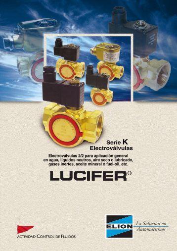 catalogo lucifer S341 - Elion