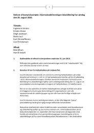 Referat af bestyrelsesmøde i Hjerneskadeforeningen lokalafdeling ...