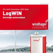 LogWIN Allumage automatique - Windhager