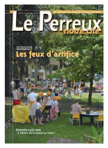 Les feux d'artifice - Le Perreux-sur-Marne