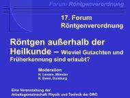 finden Sie die Vorträge!!! - AG Physik und Technik