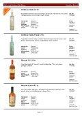 Katalog für Hersteller: Bacardi - und Getränke-Welt Weiser - Seite 3