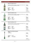 Katalog für Hersteller: Bacardi - und Getränke-Welt Weiser - Seite 4