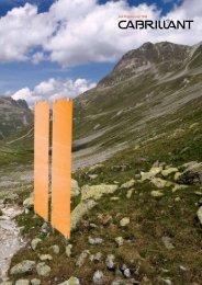 Digitale Broschüre Cabrillant [PDF] - Projekt 4B