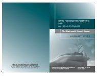 Downloadable - Centre For Development Economics