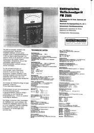 PM2505 - Helmut Singer Elektronik