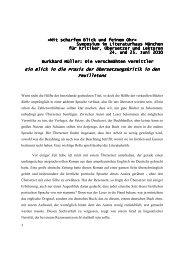 Vortrag Burkhard Müller (PDF) - Robert Bosch Stiftung