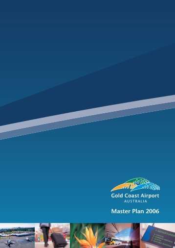 Master Plan 2006 - Gold Coast Airport