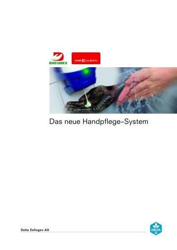 Das neue Handpflege-System - Delta Zofingen