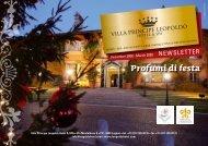Ticino! - Villa Principe Leopoldo Hotel & SPA