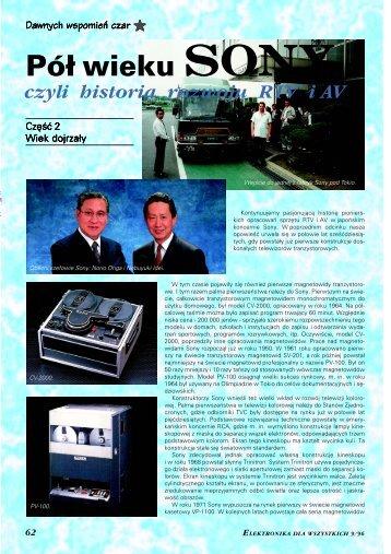 historia rozwoju RTV i AV, cz. 2 - Elportal