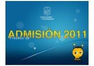 requisitos - Dirección de Asuntos Académicos - Universidad de ...